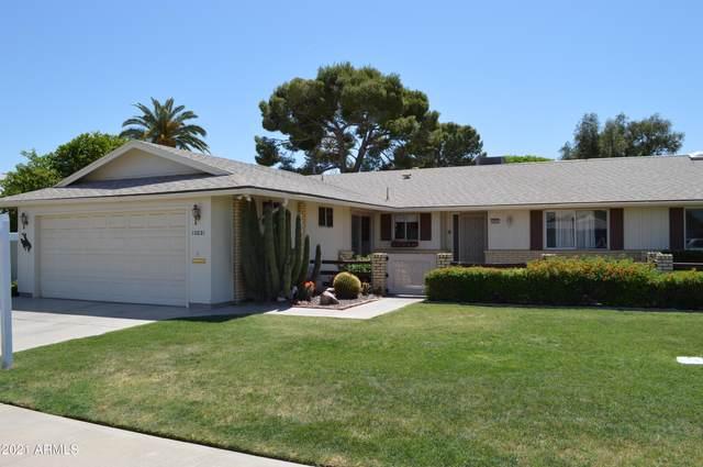 10821 W Venturi Drive, Sun City, AZ 85351 (MLS #6221674) :: Devor Real Estate Associates