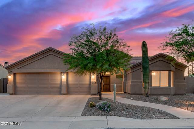 1262 N Dillon, Mesa, AZ 85207 (MLS #6221709) :: Openshaw Real Estate Group in partnership with The Jesse Herfel Real Estate Group