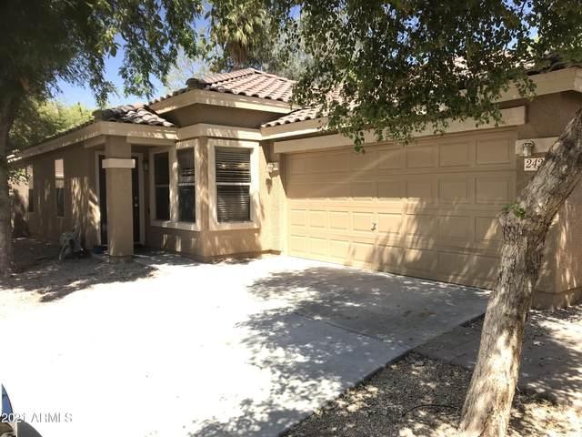 2424 E Peach Tree Drive, Chandler, AZ 85249 (MLS #6221744) :: Yost Realty Group at RE/MAX Casa Grande