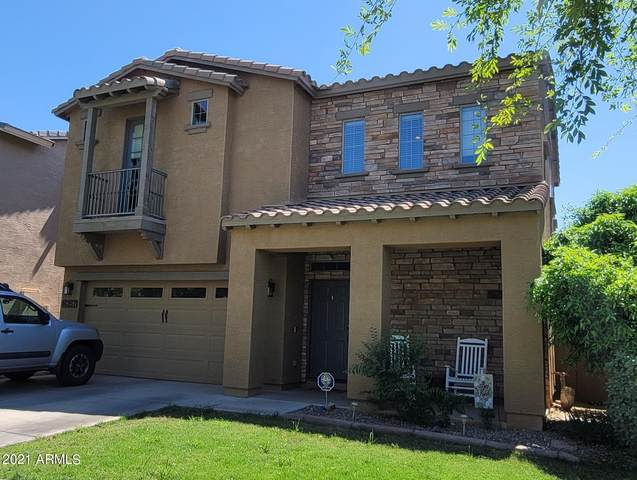 4357 E Foundation Street, Gilbert, AZ 85234 (MLS #6221752) :: The Ethridge Team