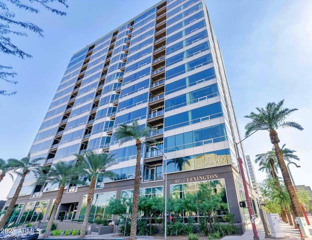 1 E Lexington Avenue #306, Phoenix, AZ 85012 (MLS #6221773) :: The Luna Team