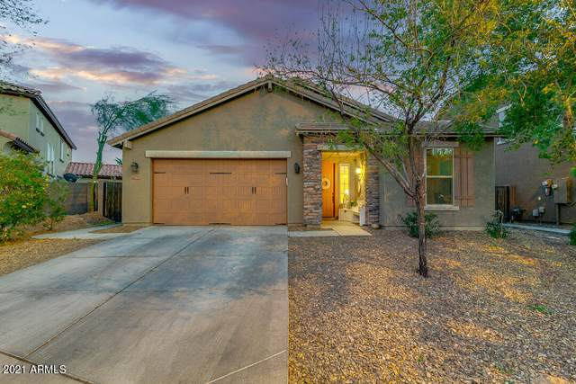 2233 E Brigadier Drive, Gilbert, AZ 85298 (MLS #6221776) :: Openshaw Real Estate Group in partnership with The Jesse Herfel Real Estate Group