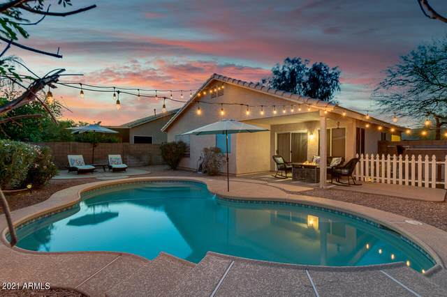 2835 E Harwell Road, Gilbert, AZ 85234 (MLS #6221788) :: Yost Realty Group at RE/MAX Casa Grande