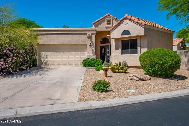 23580 N 75th Place, Scottsdale, AZ 85255 (MLS #6221806) :: Executive Realty Advisors