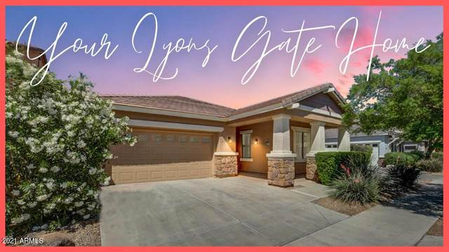 2998 E Harrison Street, Gilbert, AZ 85295 (MLS #6221812) :: The Property Partners at eXp Realty