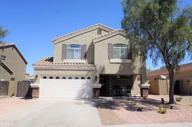 504 E Wolf Hollow Drive, Casa Grande, AZ 85122 (MLS #6221824) :: Yost Realty Group at RE/MAX Casa Grande
