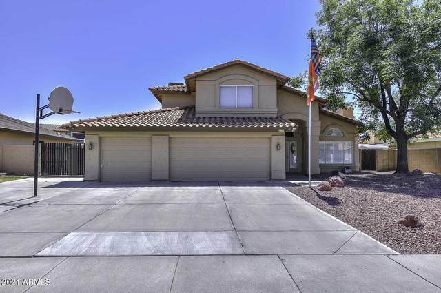 7003 W Bloomfield Road, Peoria, AZ 85381 (MLS #6221838) :: Yost Realty Group at RE/MAX Casa Grande