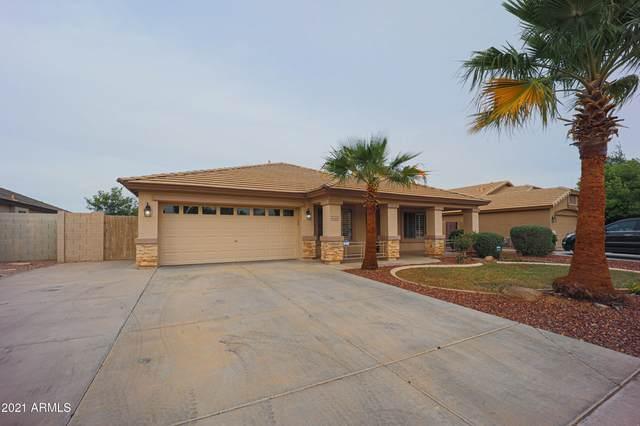 4564 E Runaway Bay Drive, Chandler, AZ 85249 (MLS #6221851) :: The Ethridge Team