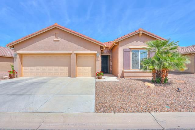 5148 W Pueblo Drive, Eloy, AZ 85131 (MLS #6221855) :: Yost Realty Group at RE/MAX Casa Grande