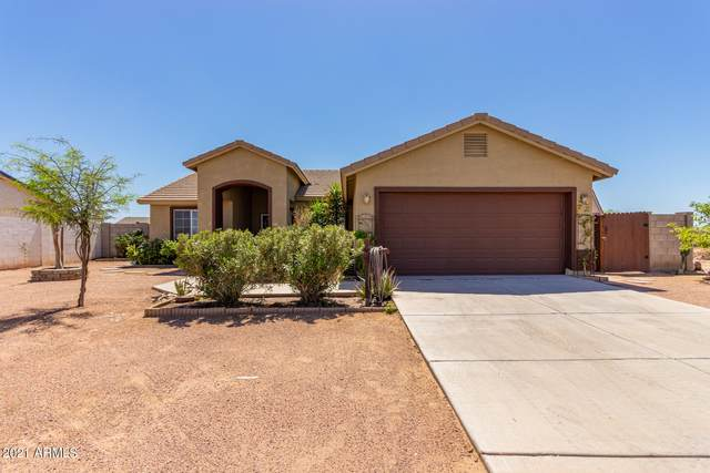 9801 W Heather Drive, Arizona City, AZ 85123 (MLS #6221884) :: Kepple Real Estate Group