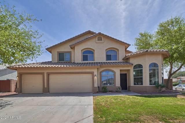 11421 E Dartmouth Street, Mesa, AZ 85207 (MLS #6221889) :: The Riddle Group