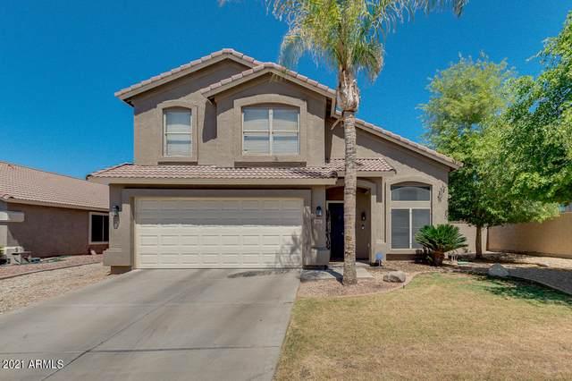 8662 E Monterey Avenue, Mesa, AZ 85209 (MLS #6221909) :: Zolin Group