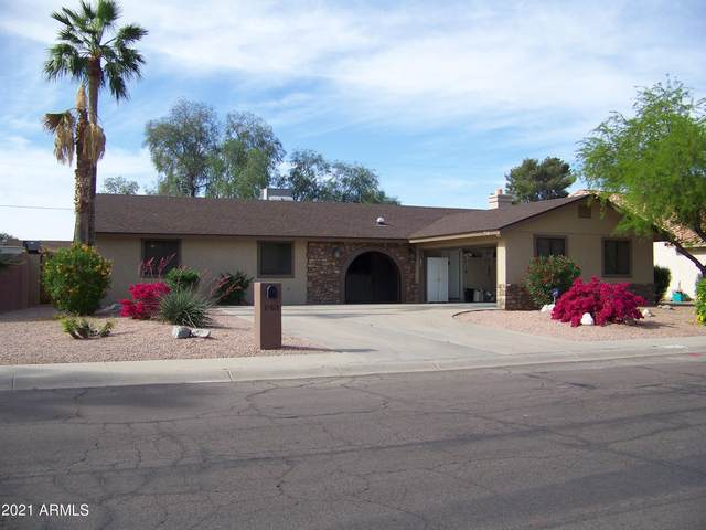 1163 E Manor Drive, Casa Grande, AZ 85122 (MLS #6221912) :: Yost Realty Group at RE/MAX Casa Grande