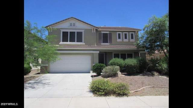 3721 N 293RD Drive, Buckeye, AZ 85396 (MLS #6221917) :: Yost Realty Group at RE/MAX Casa Grande