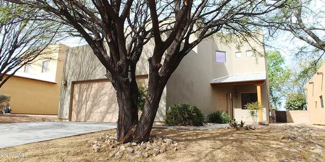 986 Horner Drive, Sierra Vista, AZ 85635 (MLS #6221942) :: Executive Realty Advisors