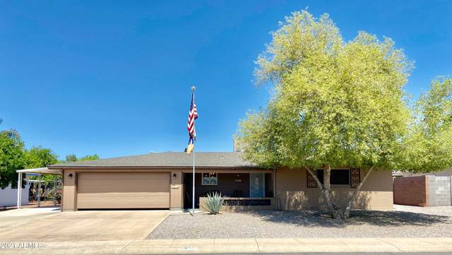 5840 E Decatur Street, Mesa, AZ 85205 (MLS #6221944) :: Yost Realty Group at RE/MAX Casa Grande