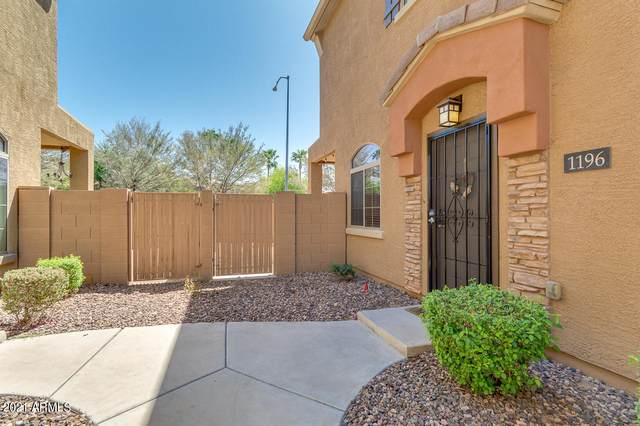 1350 S Greenfield Road #1196, Mesa, AZ 85206 (MLS #6221949) :: Howe Realty