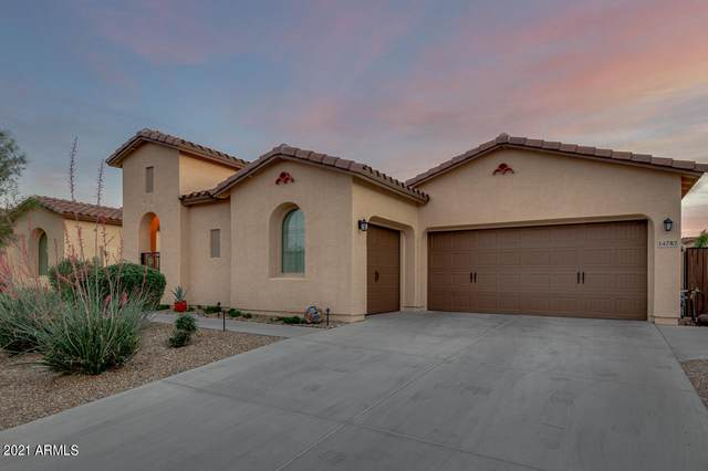 14782 S 178TH Lane, Goodyear, AZ 85338 (MLS #6221953) :: Sheli Stoddart Team | M.A.Z. Realty Professionals