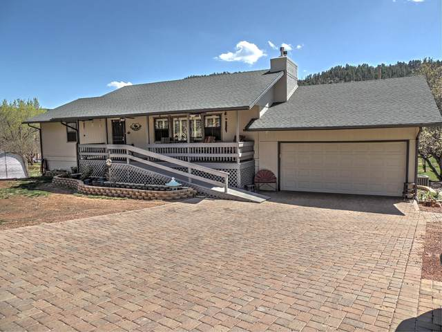 9525 W Fossil Creek Road, Strawberry, AZ 85544 (MLS #6221957) :: The Newman Team