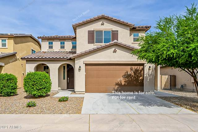 19391 N Stonegate Road, Maricopa, AZ 85138 (MLS #6221975) :: Midland Real Estate Alliance