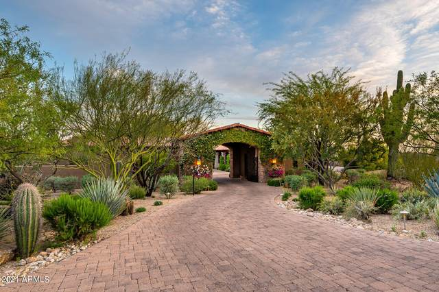 8493 E Old Field Road, Scottsdale, AZ 85266 (MLS #6221981) :: Keller Williams Realty Phoenix