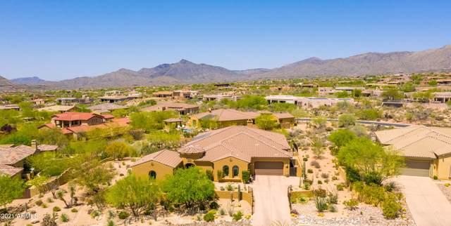 10876 E Celestial Drive, Scottsdale, AZ 85262 (MLS #6221995) :: Maison DeBlanc Real Estate
