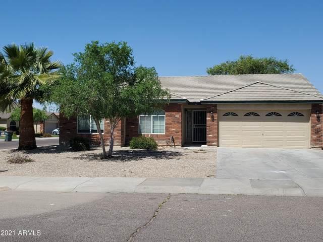 3018 W Wayland Drive, Phoenix, AZ 85041 (MLS #6222010) :: The Luna Team
