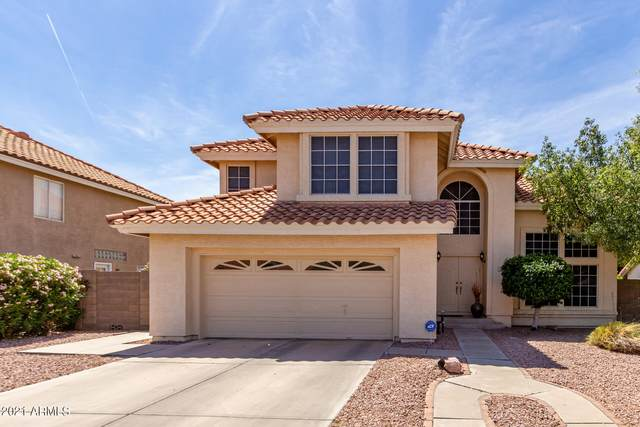 1581 W Ironwood Drive, Chandler, AZ 85224 (MLS #6222060) :: Klaus Team Real Estate Solutions