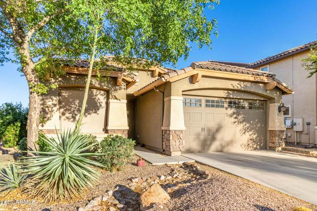 2830 N White Sands Lane, Casa Grande, AZ 85122 (MLS #6222080) :: Yost Realty Group at RE/MAX Casa Grande