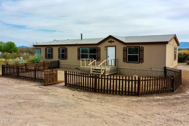 1880 E Hootin Holler Trail, Huachuca City, AZ 85616 (MLS #6222084) :: The Newman Team