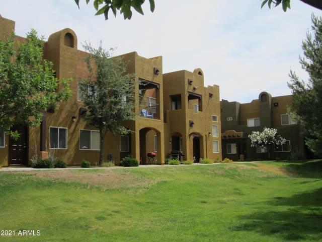 1718 W Colter Street #165, Phoenix, AZ 85015 (MLS #6222091) :: The Newman Team