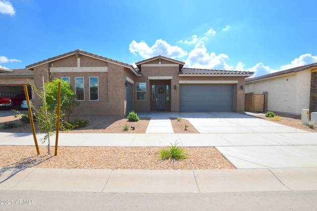 22981 E Camina Buena Vista, Queen Creek, AZ 85142 (MLS #6222104) :: The Luna Team
