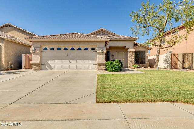 8618 E Meseto Avenue, Mesa, AZ 85209 (MLS #6222107) :: The Everest Team at eXp Realty