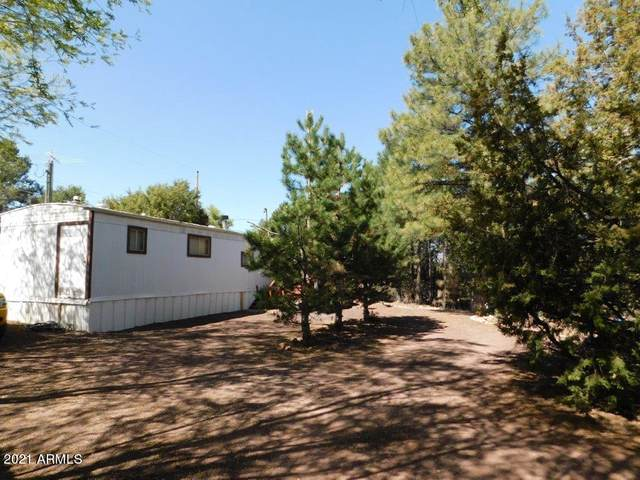 3306 Rim Lakes Drive, Overgaard, AZ 85933 (MLS #6222138) :: Maison DeBlanc Real Estate