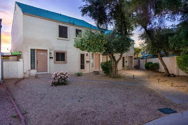 4030 N Parkway Avenue #4, Scottsdale, AZ 85251 (MLS #6222141) :: Sheli Stoddart Team | M.A.Z. Realty Professionals