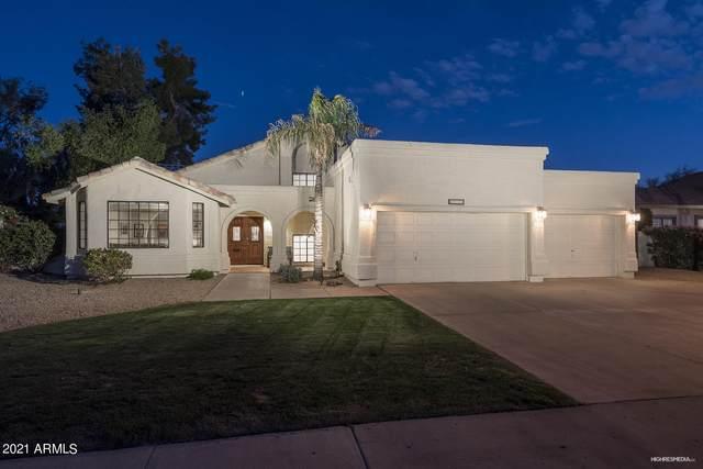 6133 E Kathleen Road, Scottsdale, AZ 85254 (MLS #6222152) :: Zolin Group