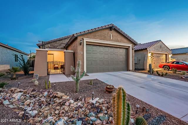 26075 W Tonto Lane, Buckeye, AZ 85396 (MLS #6222177) :: Sheli Stoddart Team | M.A.Z. Realty Professionals