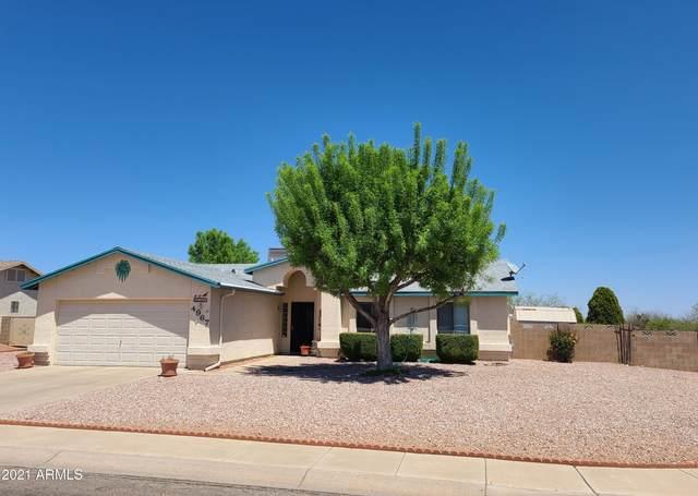 4967 Los Reyes Drive, Sierra Vista, AZ 85635 (#6222185) :: The Josh Berkley Team