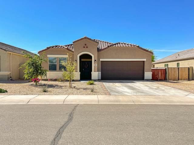 10361 E Marigold Lane, Florence, AZ 85132 (MLS #6222196) :: Midland Real Estate Alliance
