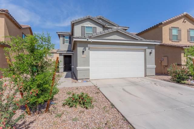 18249 N Clarence Lane, Maricopa, AZ 85138 (MLS #6222207) :: Sheli Stoddart Team   M.A.Z. Realty Professionals
