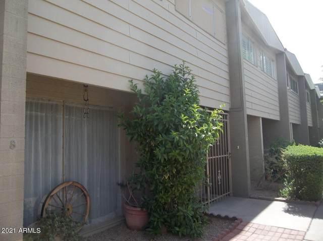 815 N Hayden Road A7, Scottsdale, AZ 85257 (MLS #6222220) :: Sheli Stoddart Team | M.A.Z. Realty Professionals
