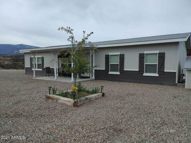 5743 E Coyote Trail, Globe, AZ 85501 (MLS #6222225) :: Maison DeBlanc Real Estate
