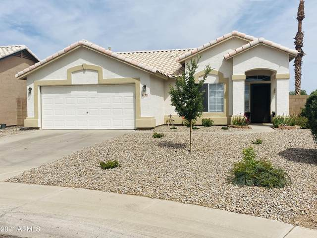1175 S Larkspur Street, Gilbert, AZ 85296 (MLS #6222244) :: Power Realty Group Model Home Center
