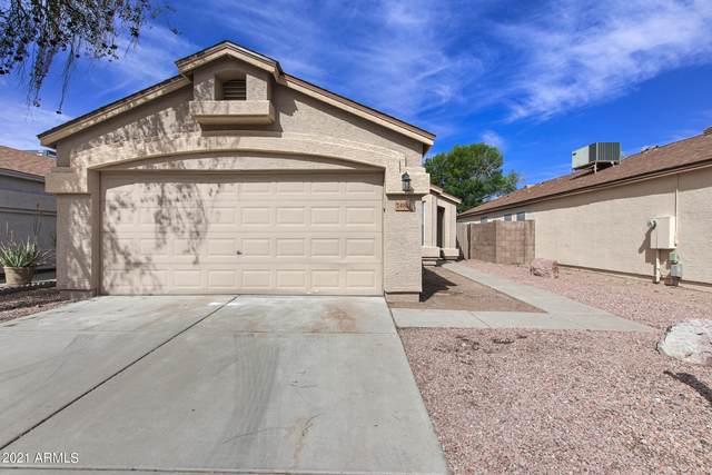 24810 N 40TH Lane, Glendale, AZ 85310 (MLS #6222245) :: Sheli Stoddart Team | M.A.Z. Realty Professionals