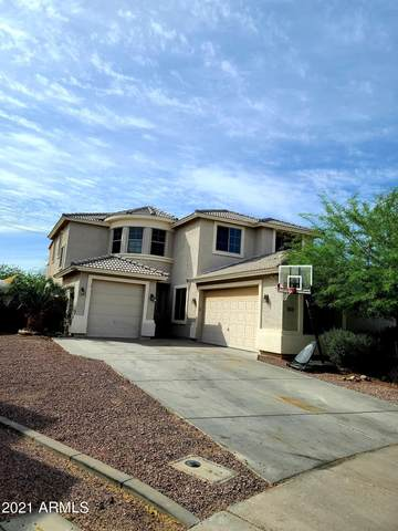 2370 S 259TH Avenue, Buckeye, AZ 85326 (MLS #6222246) :: Sheli Stoddart Team | M.A.Z. Realty Professionals