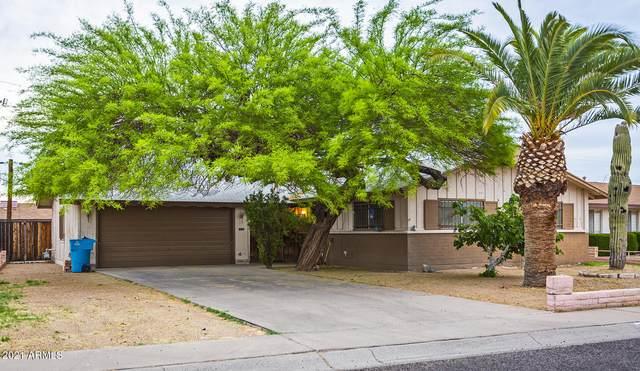 4026 W Glenn Drive, Phoenix, AZ 85051 (MLS #6222247) :: The Riddle Group