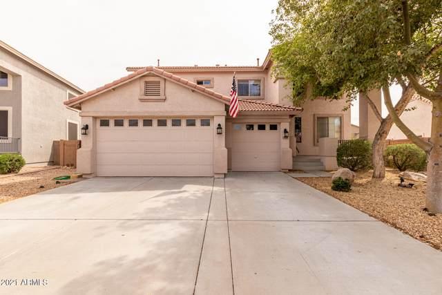 29719 W Fairmount Avenue, Buckeye, AZ 85396 (MLS #6222248) :: Yost Realty Group at RE/MAX Casa Grande