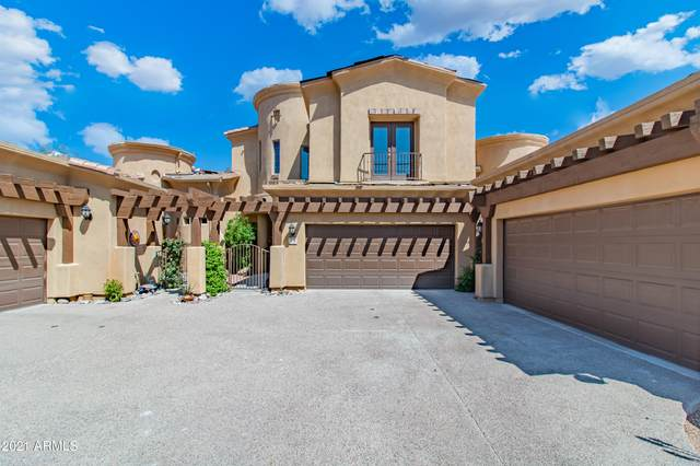 5370 S Desert Dawn Drive #35, Gold Canyon, AZ 85118 (MLS #6222278) :: Howe Realty