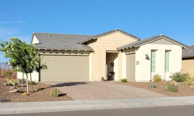 3330 Sparrows Creek Way Way, Wickenburg, AZ 85390 (MLS #6222283) :: Maison DeBlanc Real Estate
