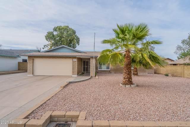 910 W Carmen Street, Tempe, AZ 85283 (MLS #6222285) :: Power Realty Group Model Home Center